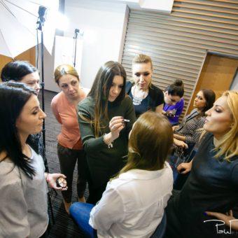 Brandusa Bordeianu - Make-up Academy