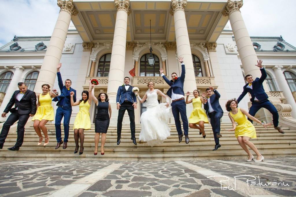 Mihaela si Adrian - Paul Padurariu fotograf de nunta Iasi 20