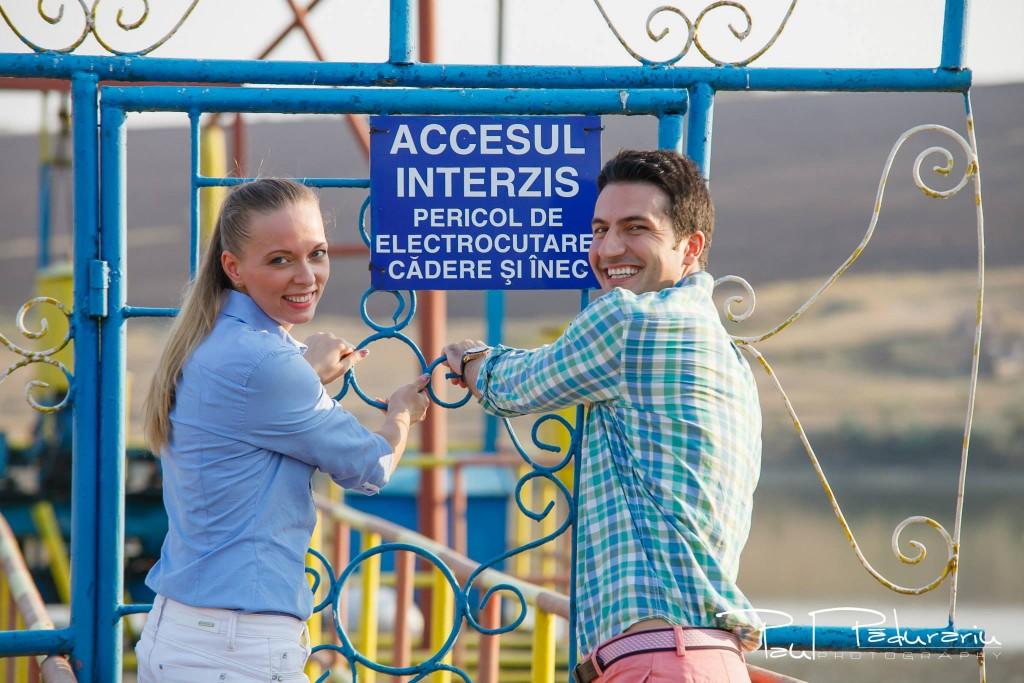 Mihaela si Adrian - Sedinta foto de logodna in Iasi 13
