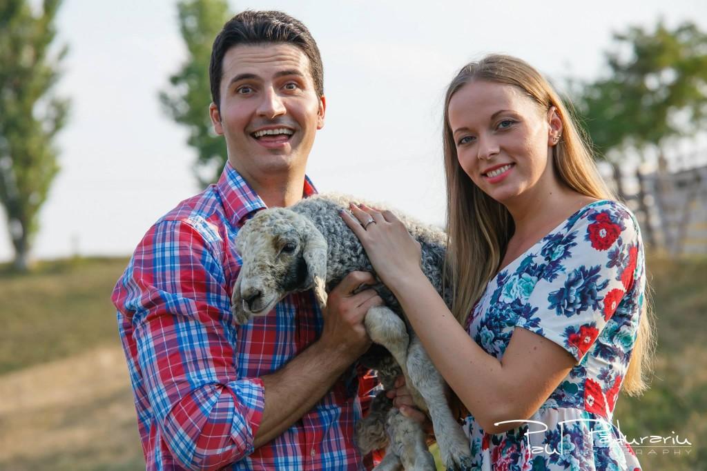 Mihaela si Adrian - Sedinta foto de logodna in Iasi 17