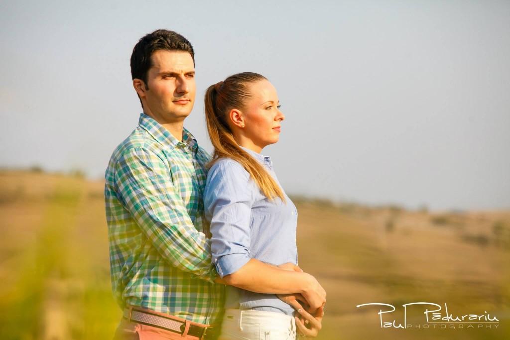 Mihaela si Adrian - Sedinta foto de logodna in Iasi 19