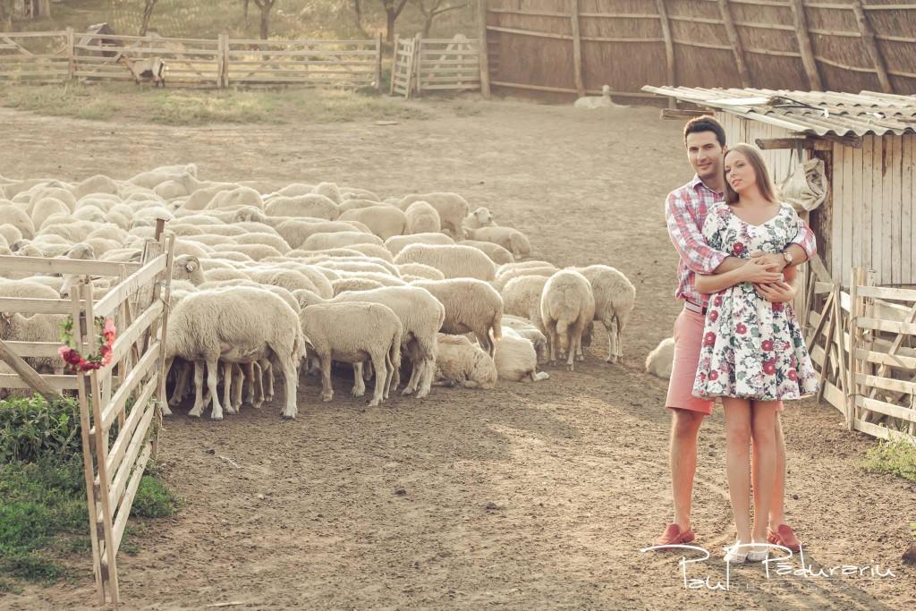 Mihaela si Adrian - Sedinta foto de logodna in Iasi 21