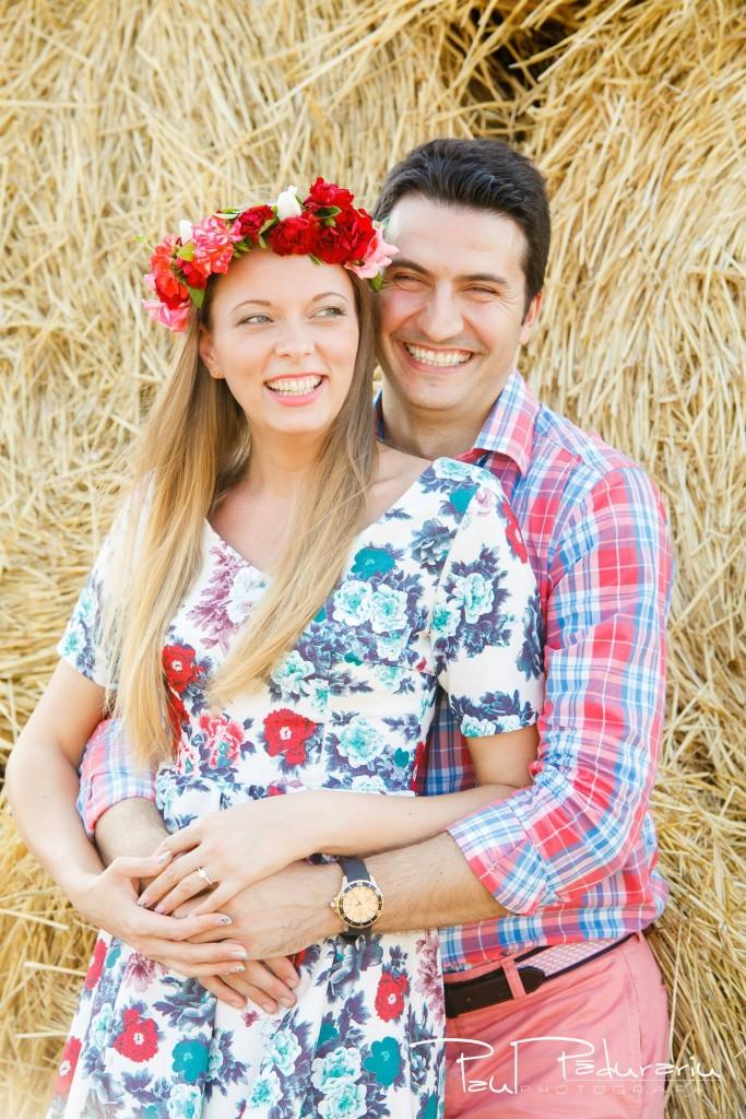Mihaela si Adrian - Sedinta foto de logodna in Iasi 22