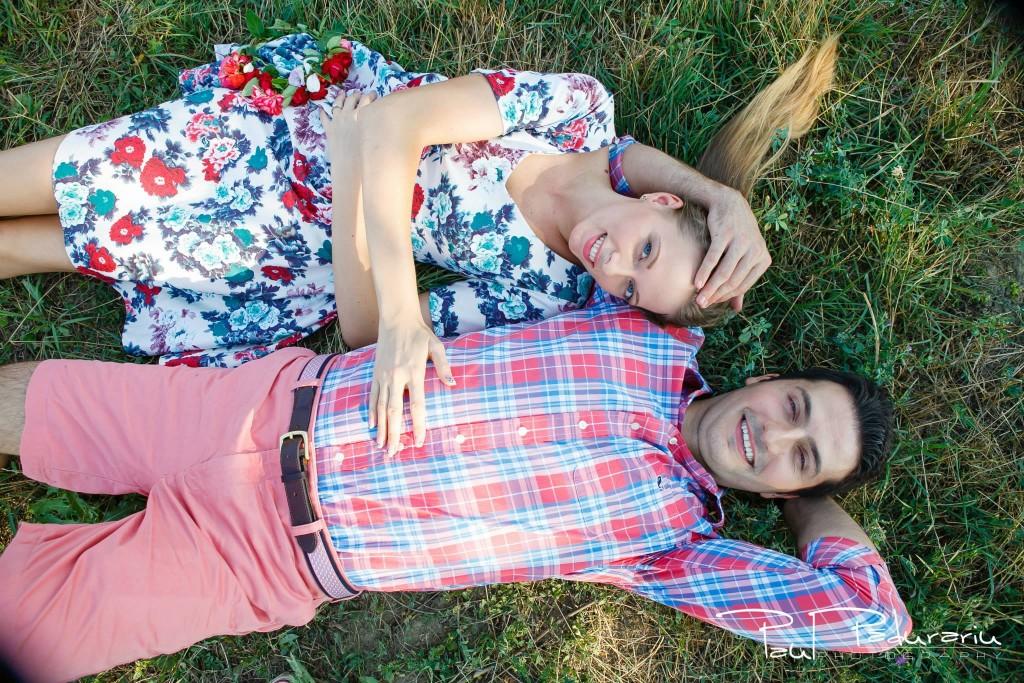 Mihaela si Adrian - Sedinta foto de logodna in Iasi 23