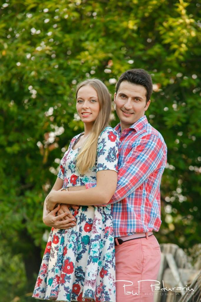 Mihaela si Adrian - Sedinta foto de logodna in Iasi 25