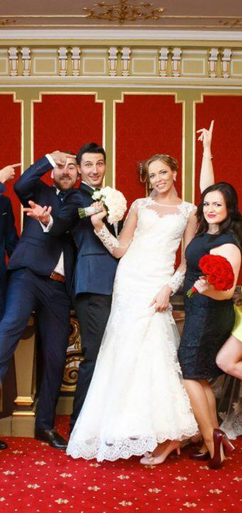 Mihaela si Adrian - fotografie de nunta in Iasi