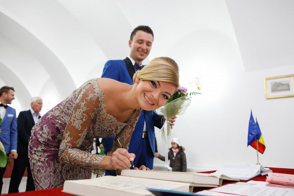fotograf nunta Iasi - Capitol 17