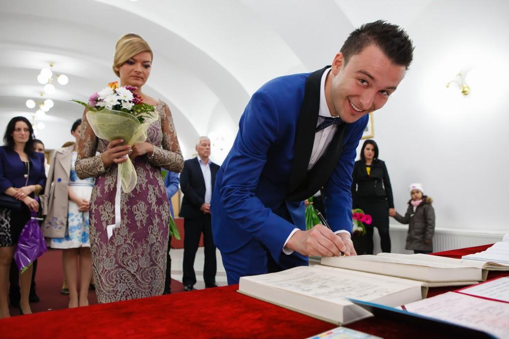 fotograf nunta Iasi - Capitol 18