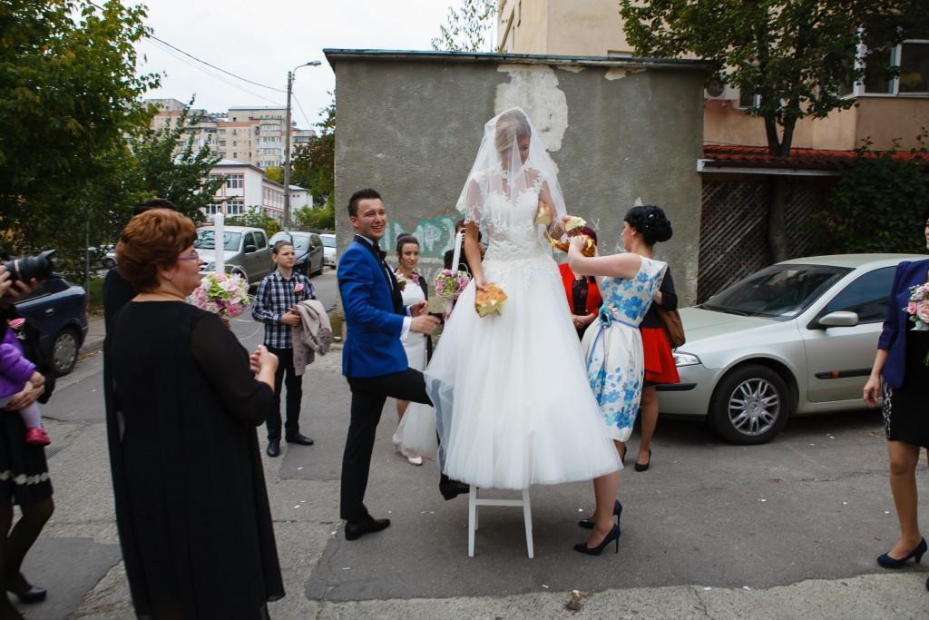fotograf nunta Iasi - Capitol 23