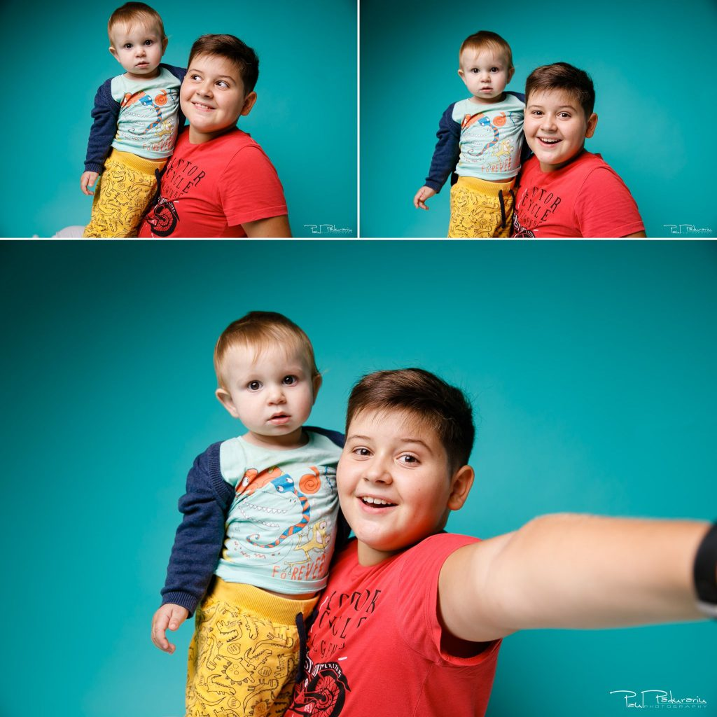 sedinta foto copii la Studio Foto Paul Padurariu Iasi - fotograf profesionist