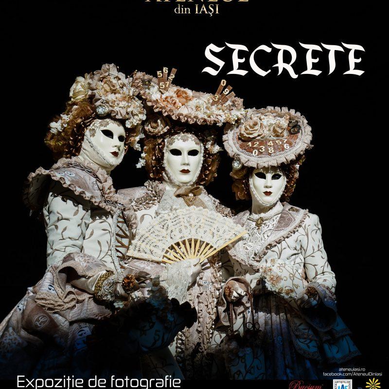 """""""Secrete"""" – expozitie de fotografie Paul Padurariu"""