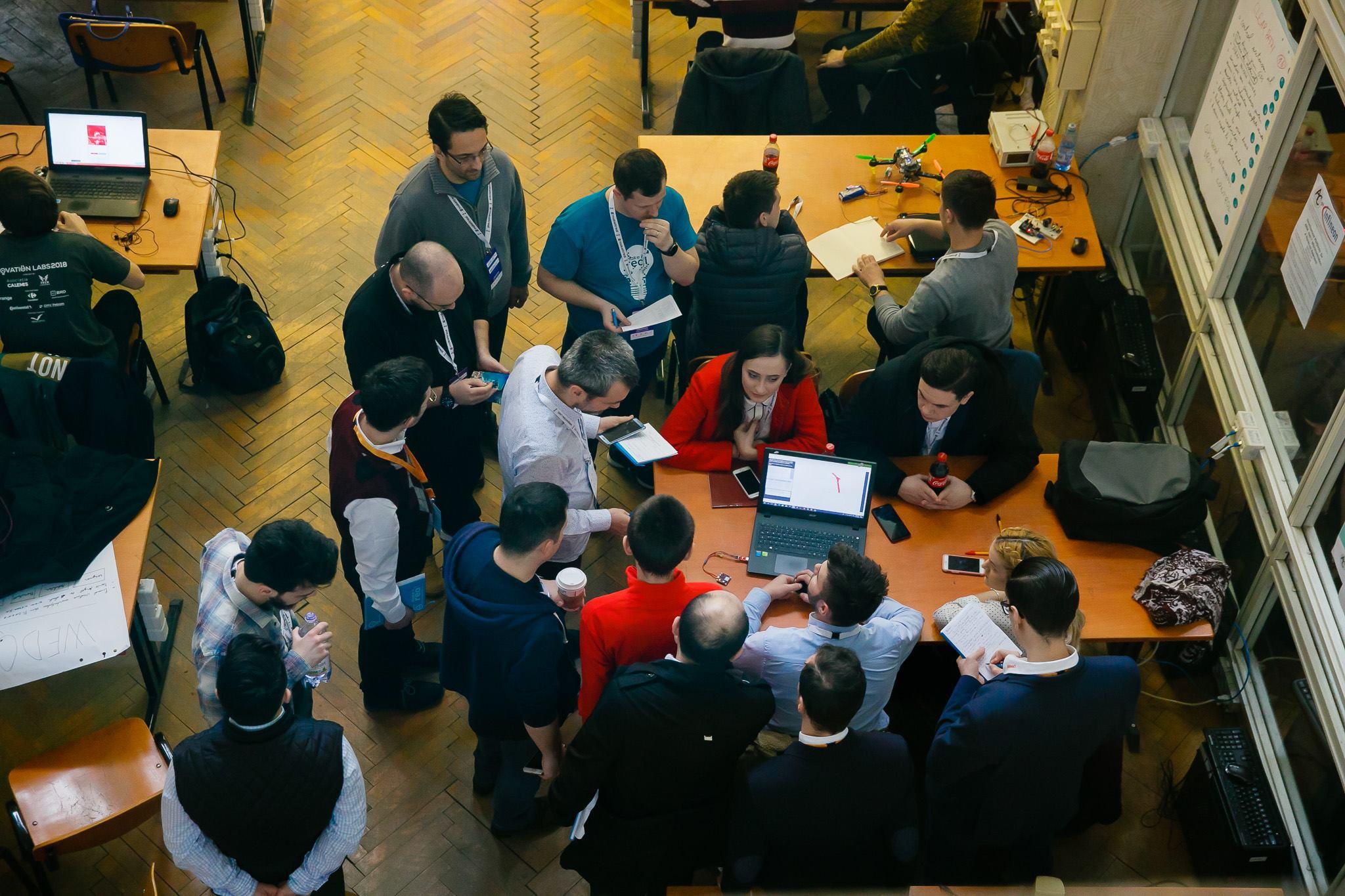 Innovation Labs 2018 Hackathon paul padurariu www.paulpadurariu.ro fotograf profesionist evenimente Iasi 30