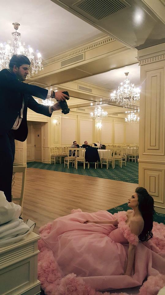 behind the scenes nunta de proba ristretto iasi 2018 paul padurariu fotograf profesionist