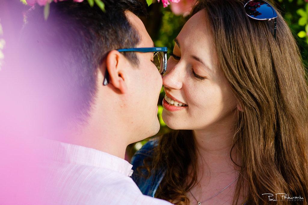 Ioana si Adi sedinta foto logodna gradina botanica www.paulpadurariu.ro fotograf nunta Iasi Paul Padurariu 1