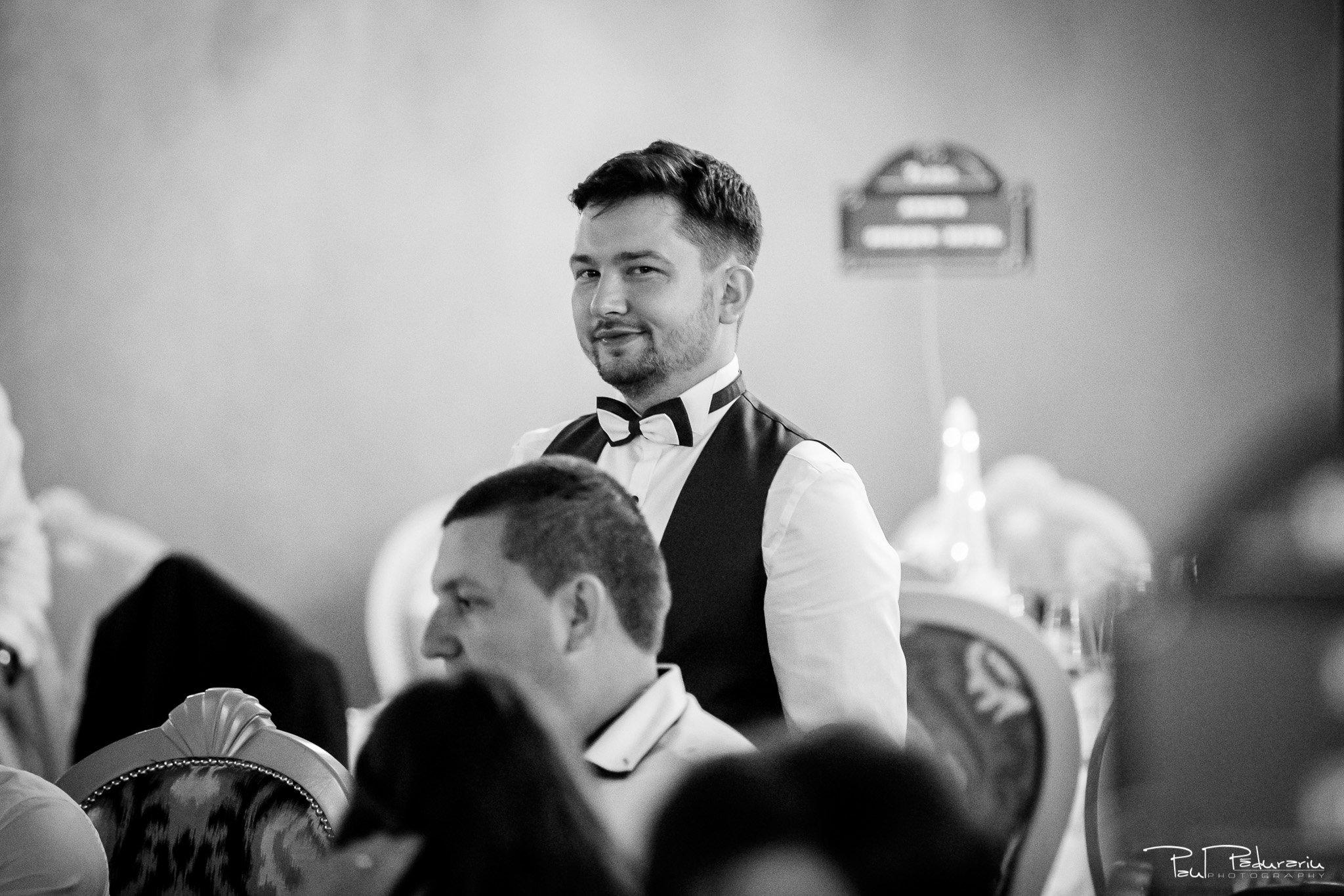 Petrecere la Pleaiada nunta Ema si Tudor fotograf profesionist de nunta iasi www.paulpadurariu.ro © 2017 Paul Padurariu portret mire