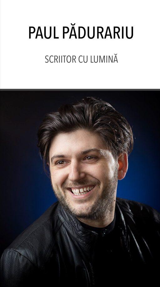 Paul Padurariu - scriitor cu lumina