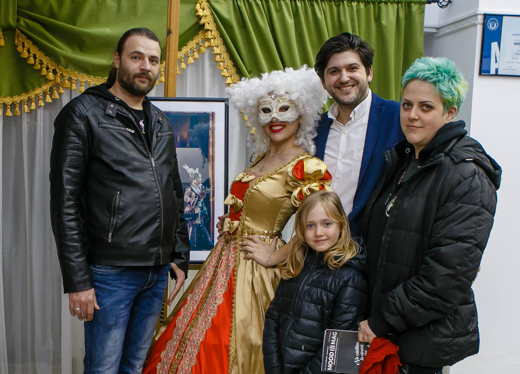 Vernisaj Expozitie de Fotografie Povesti Venetiene Paul Padurariu fotograf profesionist Iasi 1