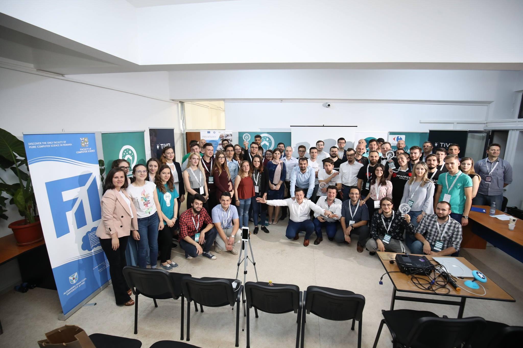 Innovation Labs Iasi 2018 - Demo Day paul padurariu fotograf profesionist Iasi