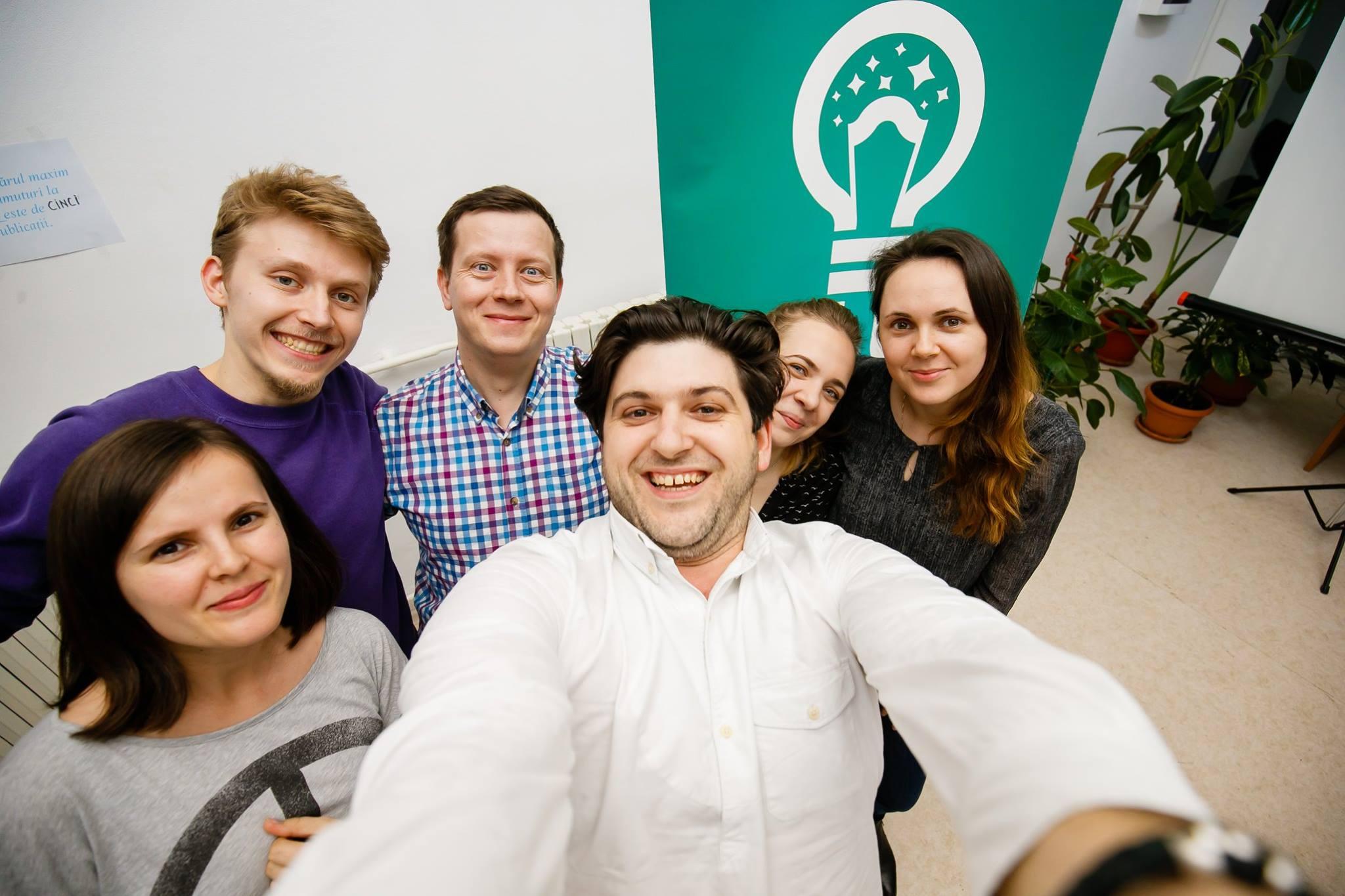 Innovation Labs Iasi 2018 - echipa de organizare