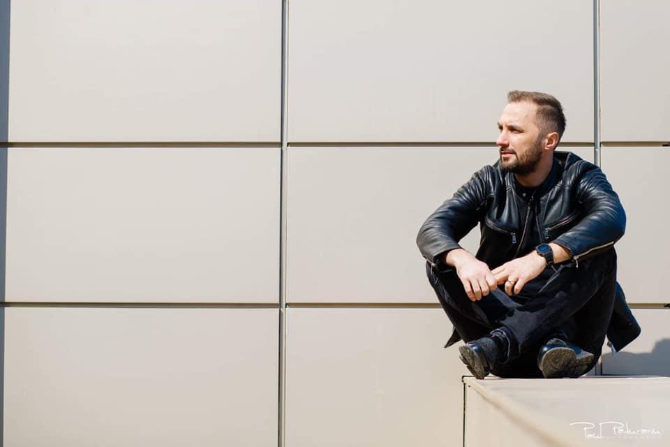 Sedinta foto branding personal outdoor Iasi paul padurariu fotograf profesionist