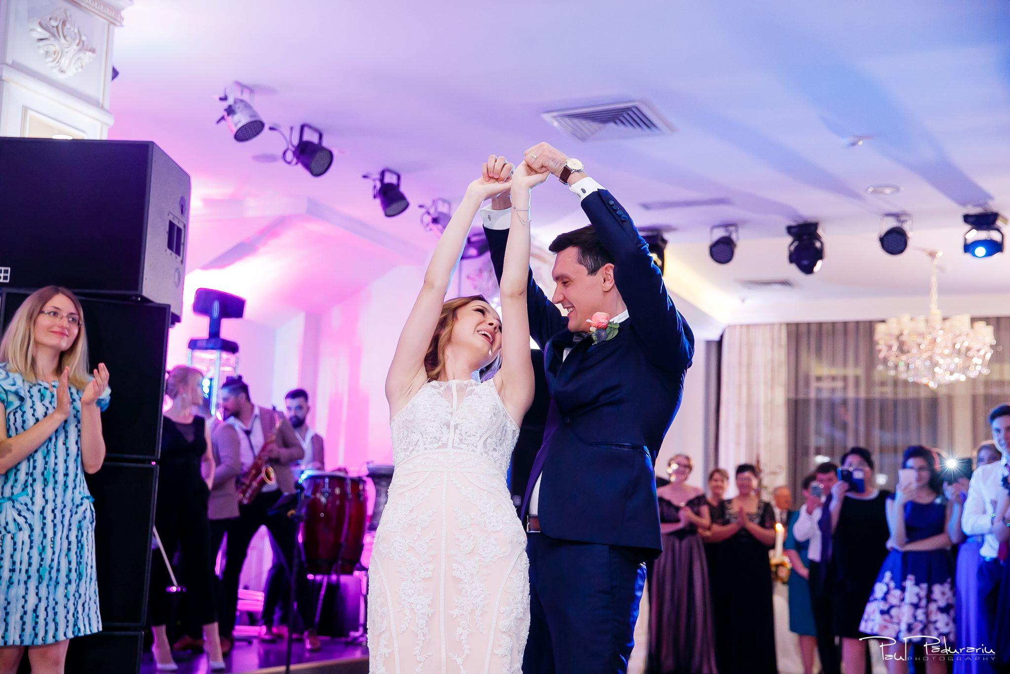 Nicoleta si Catalin fotografie nunta Iasi Restaurant Capitol fotograf paul padurariu 2018 6