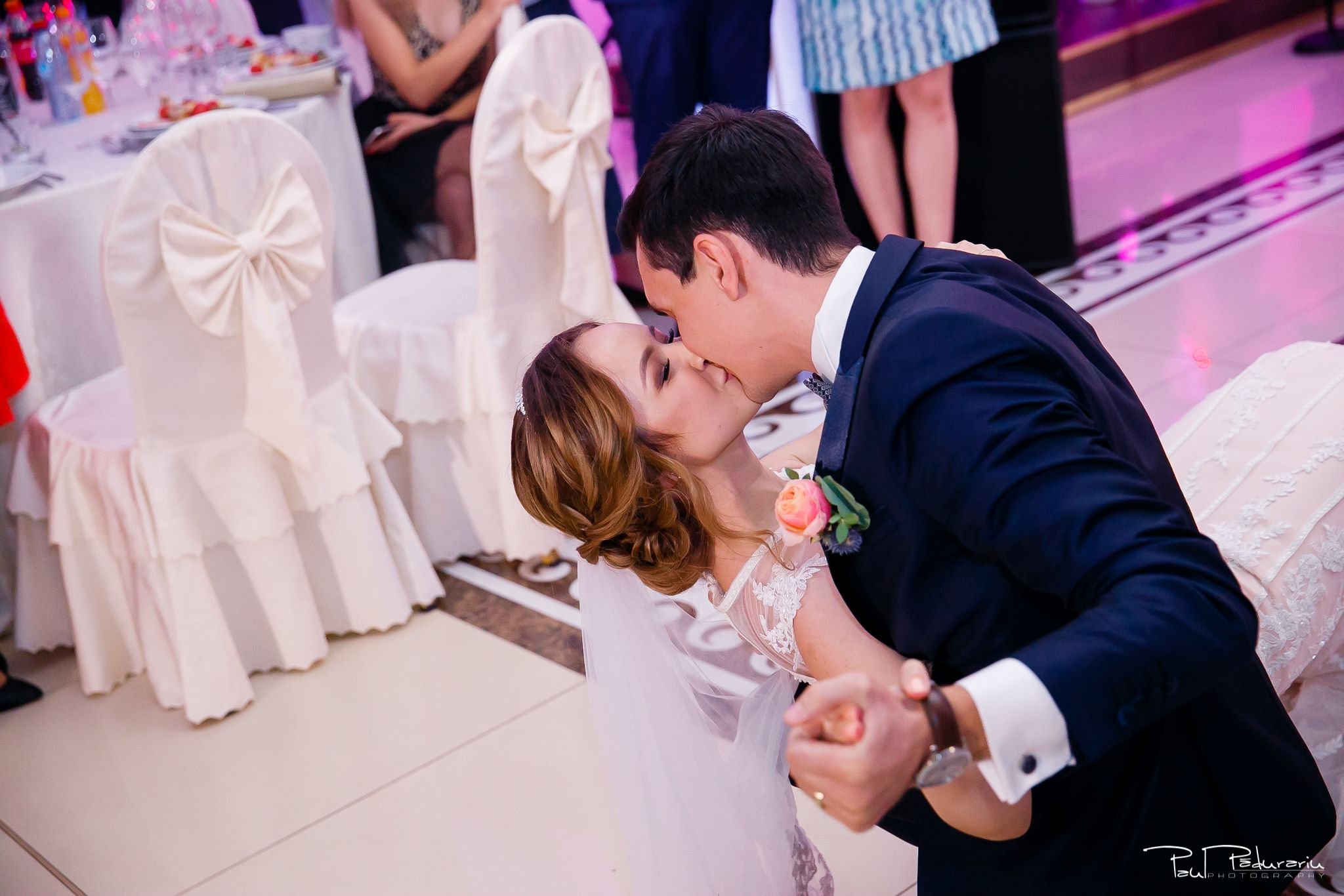 Nicoleta si Catalin fotografie nunta Iasi Restaurant Capitol fotograf paul padurariu 2018 7