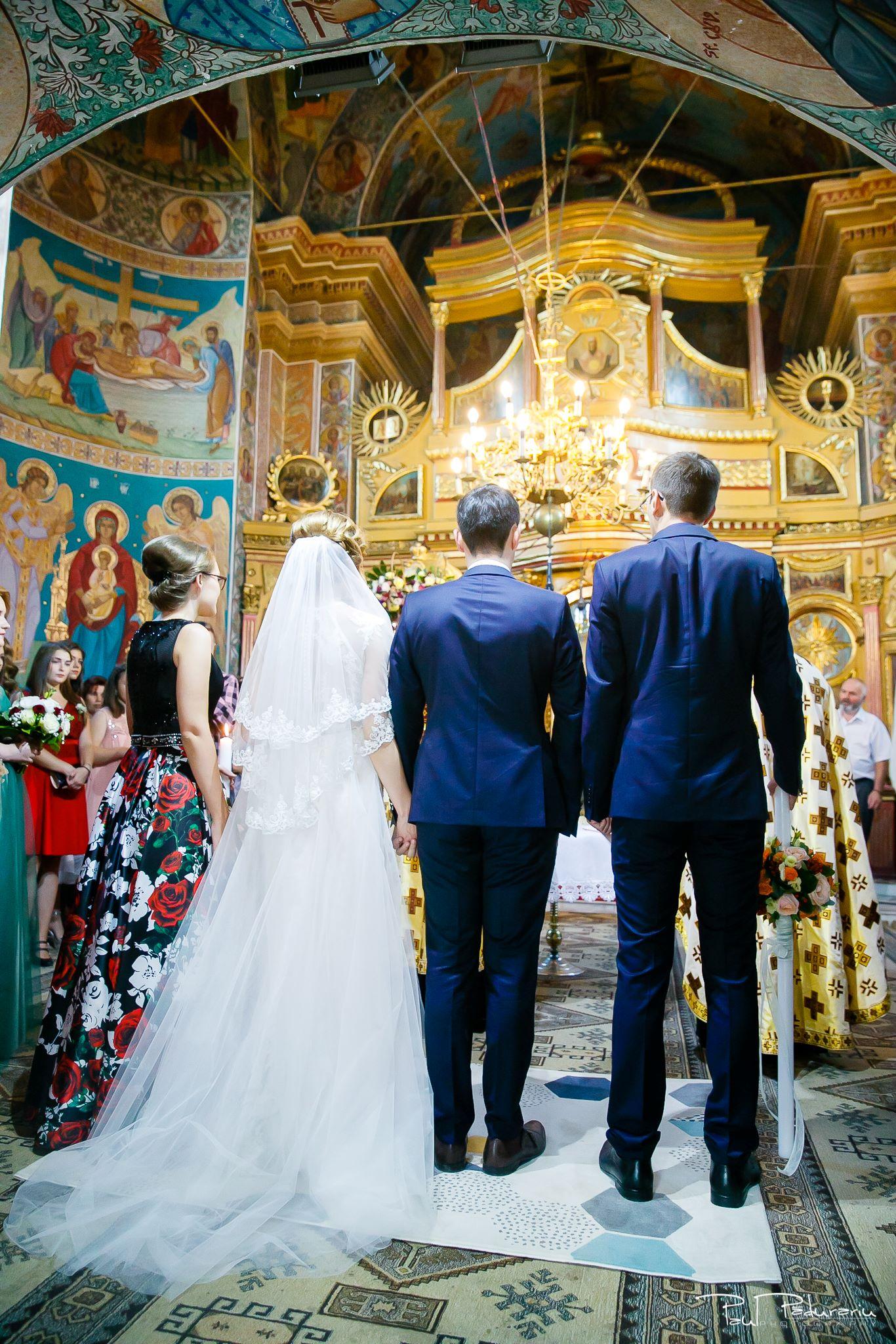 Nicoleta si Catalin fotografie nunta Iasi Biserica Rotunda Letcani fotograf nunta Iasi paul padurariu 2018 7