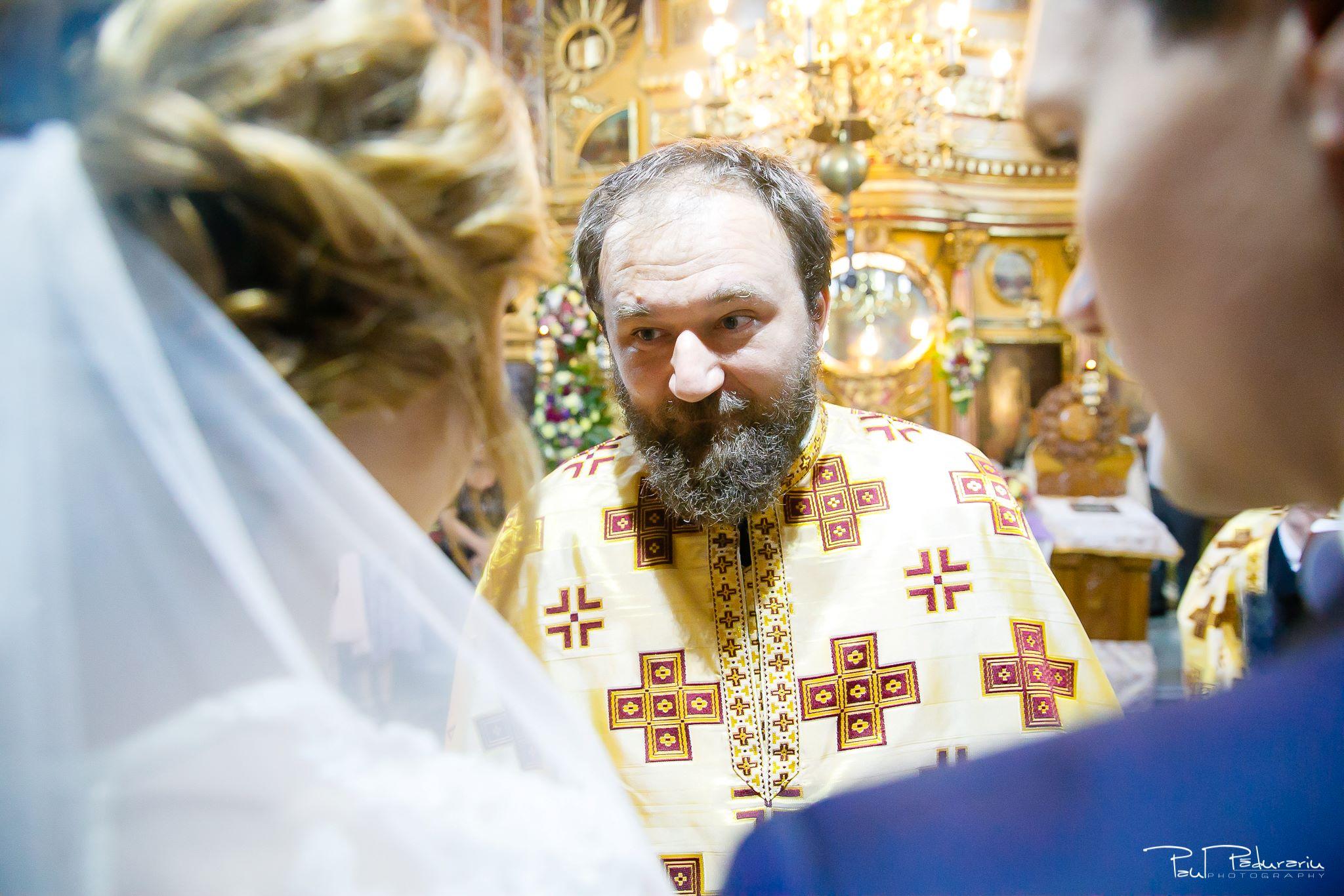Nicoleta si Catalin fotografie nunta Iasi Biserica Rotunda Letcani fotograf nunta Iasi paul padurariu 2018 11