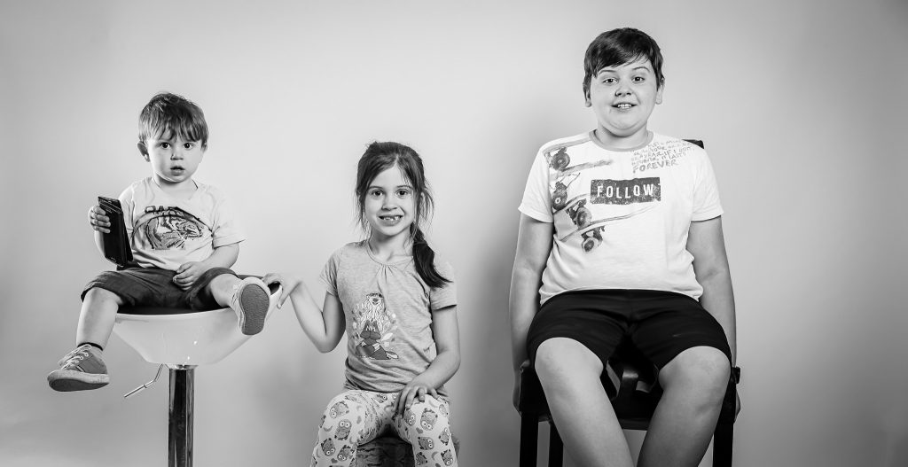 Paul Padurariu sedinta foto copii studio foto Iasi