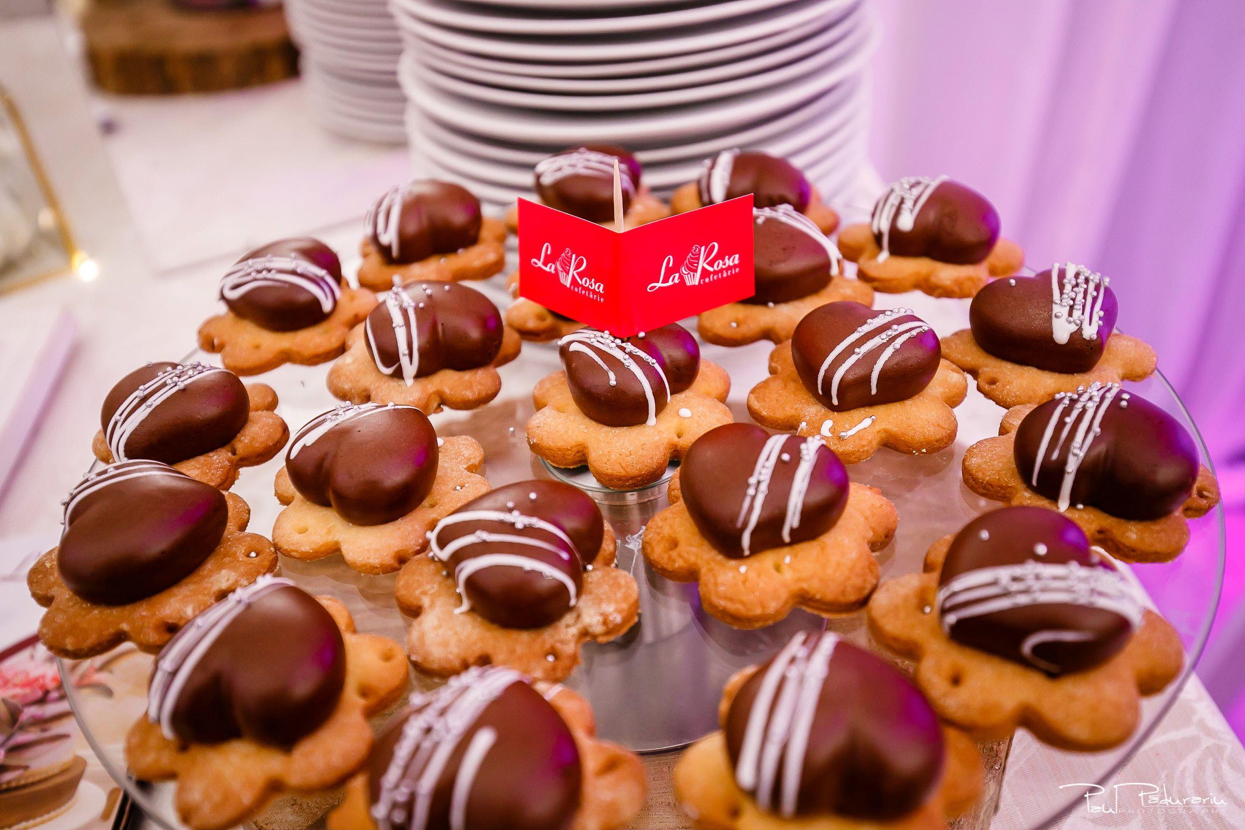 Cofetaria La Rosa - prajituri, torturi si candy bar pentru nunta Iasi fotograf Paul Padurariu 13