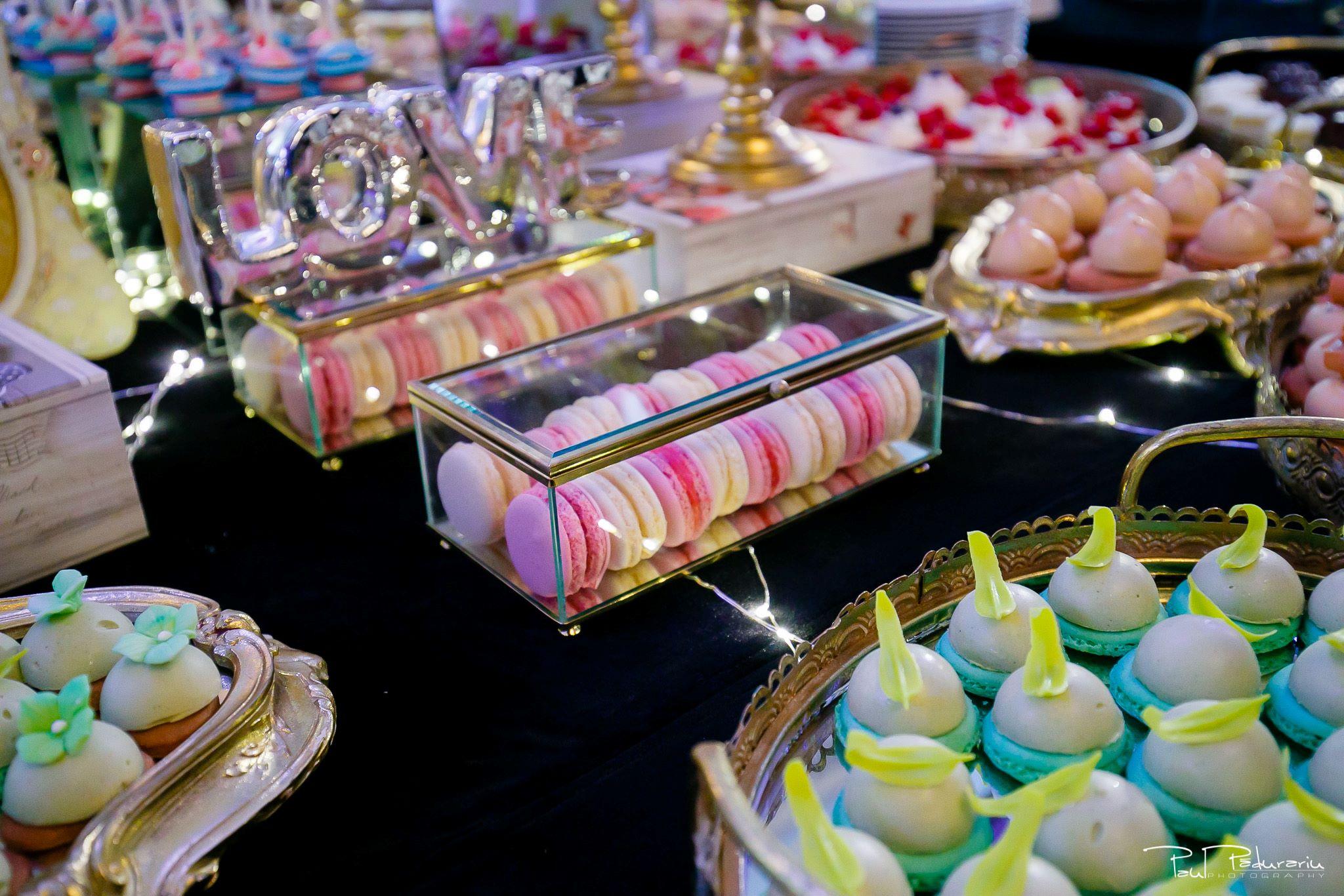 Cofetaria La Rosa - prajituri, torturi si candy bar pentru nunta Iasi fotograf Paul Padurariu 25