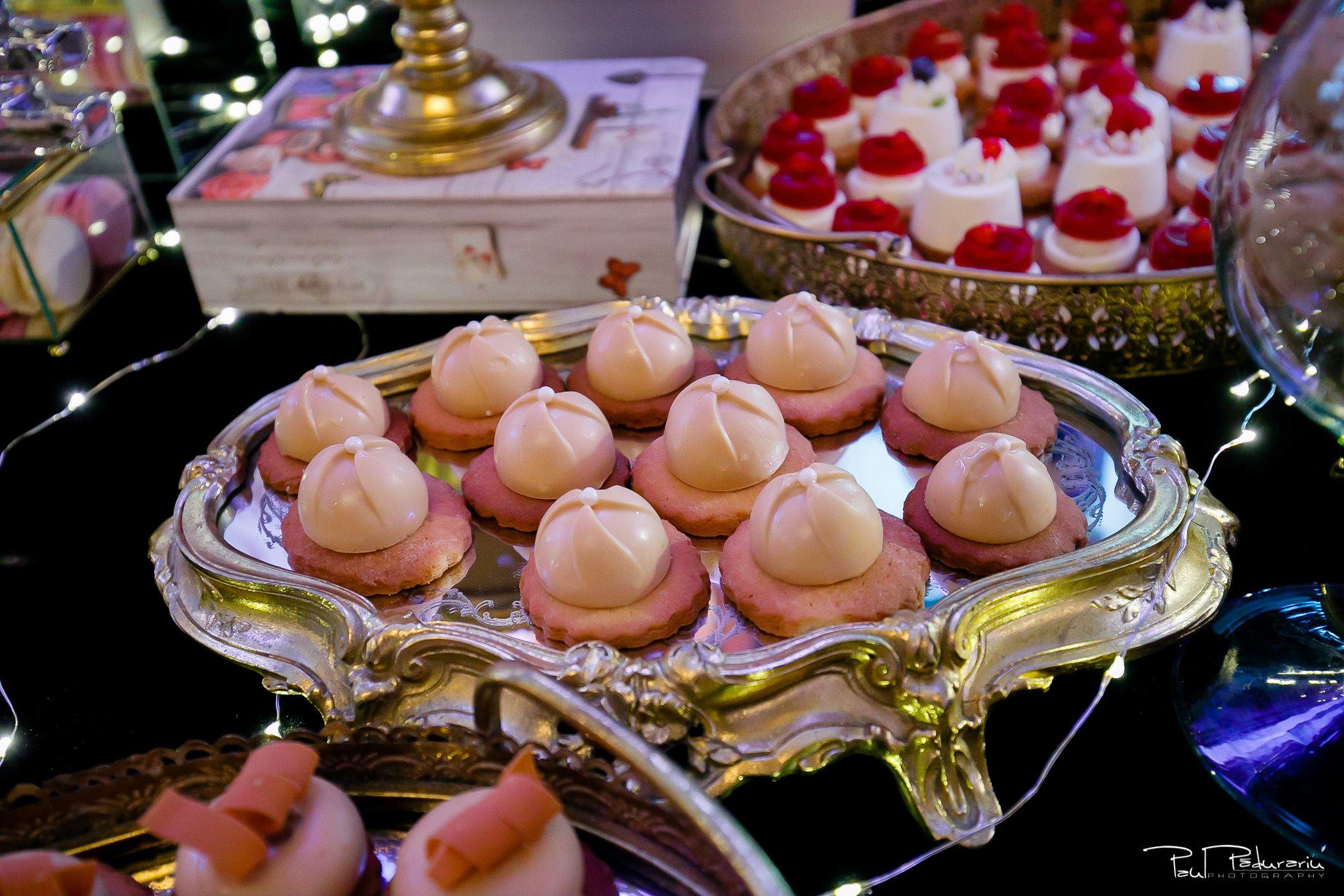 Cofetaria La Rosa - prajituri, torturi si candy bar pentru nunta Iasi fotograf Paul Padurariu 28