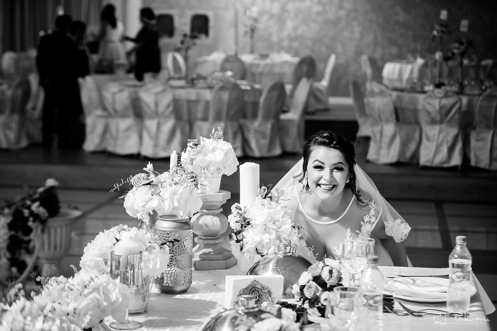 Ana-Maria și Marius nunta La Castel Iasi fotograf profesionist www.paulpadurariu.ro © 2018 Paul Padurariu 1