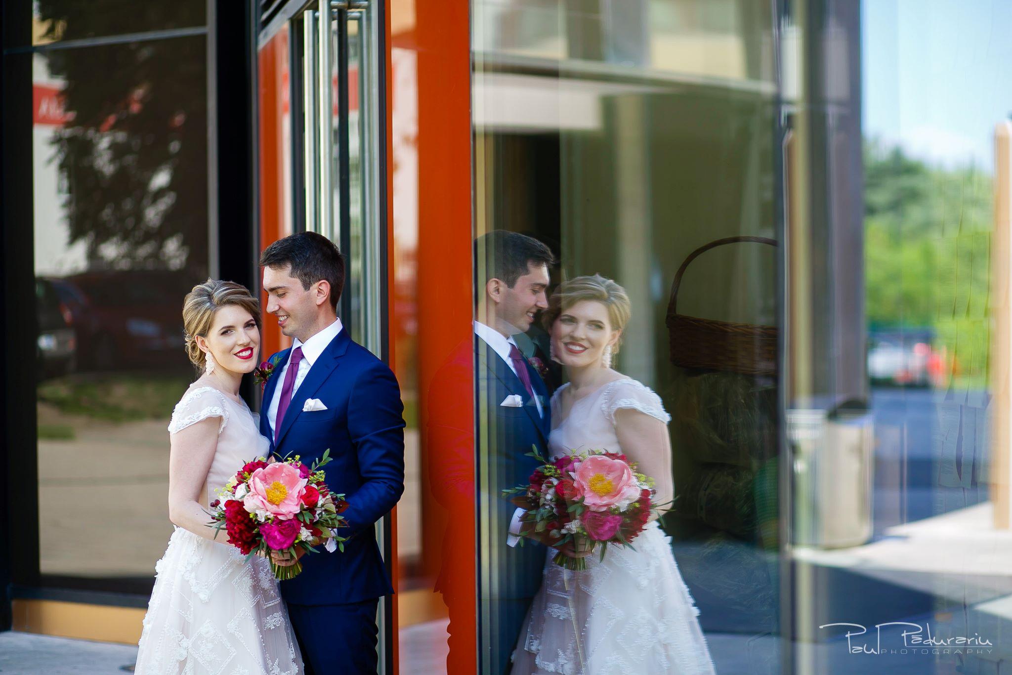 Madalina si Ionut - nunta Congress Hall | fotograf nunta iasi paul padurariu same day edit 2019 14
