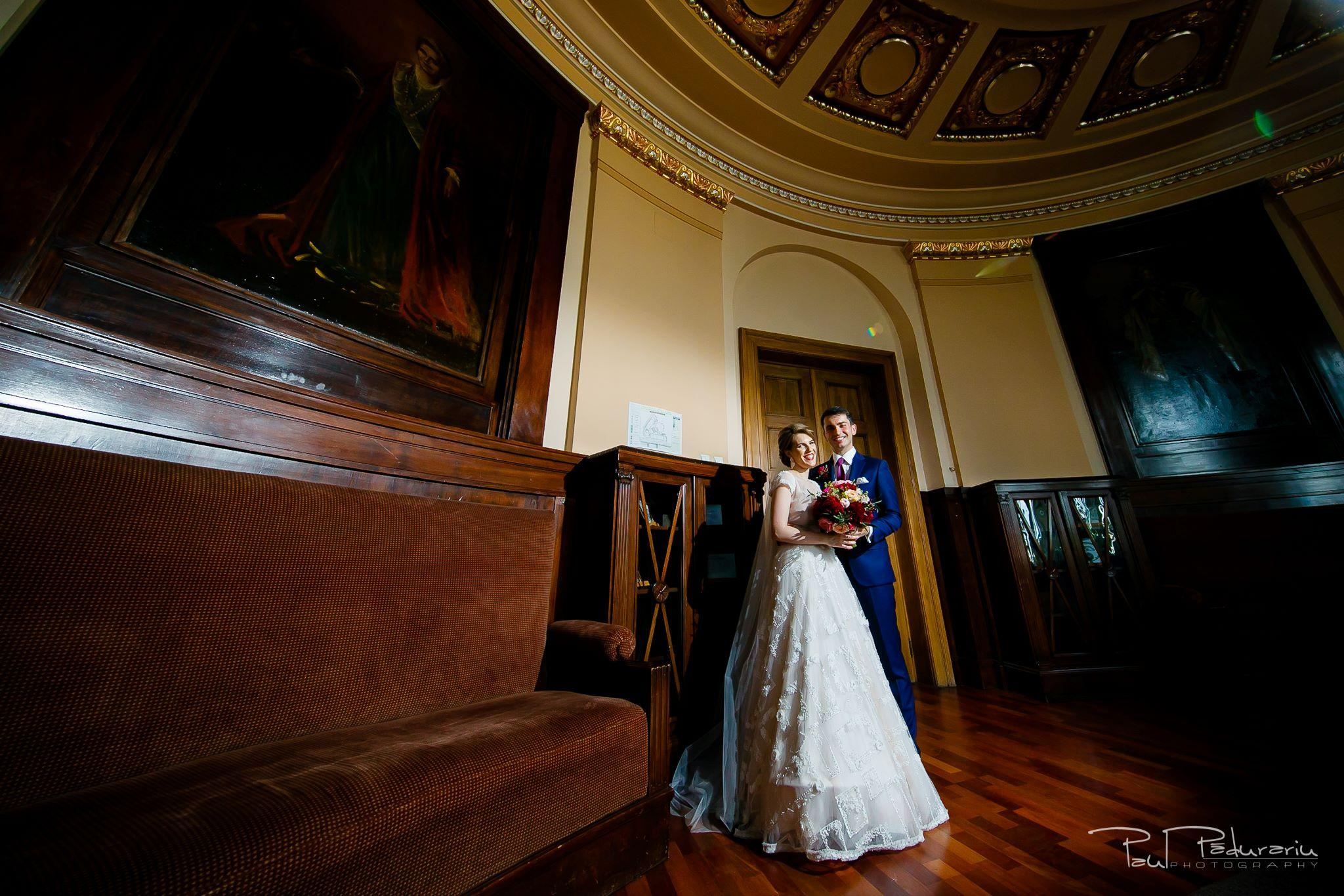 Madalina si Ionut - nunta Congress Hall | fotograf nunta iasi paul padurariu same day edit 2019 6