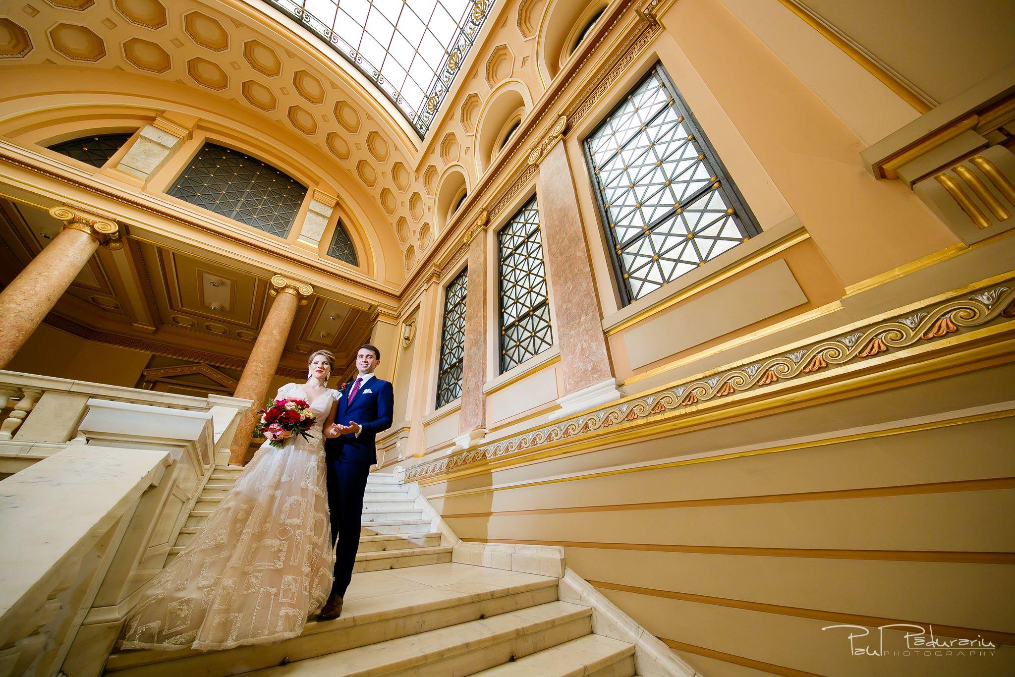 Madalina si Ionut - nunta Congress Hall | fotograf nunta iasi paul padurariu same day edit 2019 9