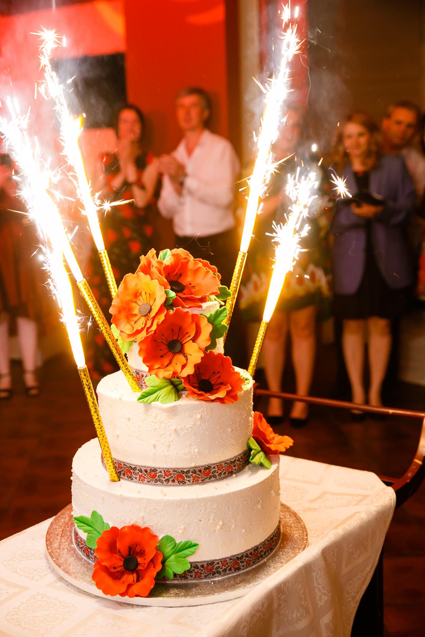 Nuntă tradițională Elisabeta și Alexandru fotograf profesionist nunta Iasi www.paulpadurariu.ro © 2018 Paul Padurariu fotograf de nunta Iasi tortul mirilor 1