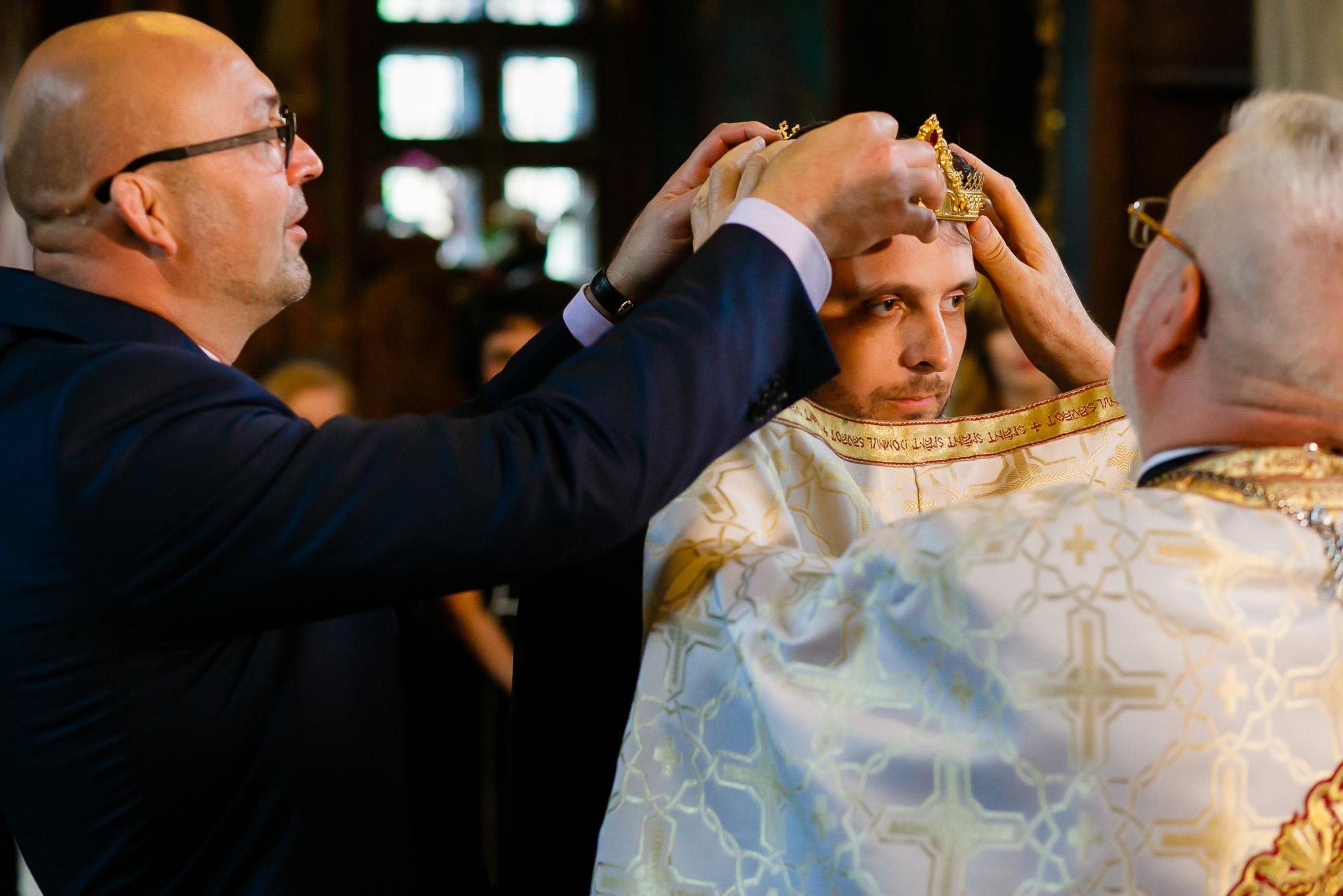 Larisa si Bogdan Nuntă la Pleiada fotograf profesionist nunta Iasi www.paulpadurariu.ro © 2018 Paul Padurariu cununia religioasa 3