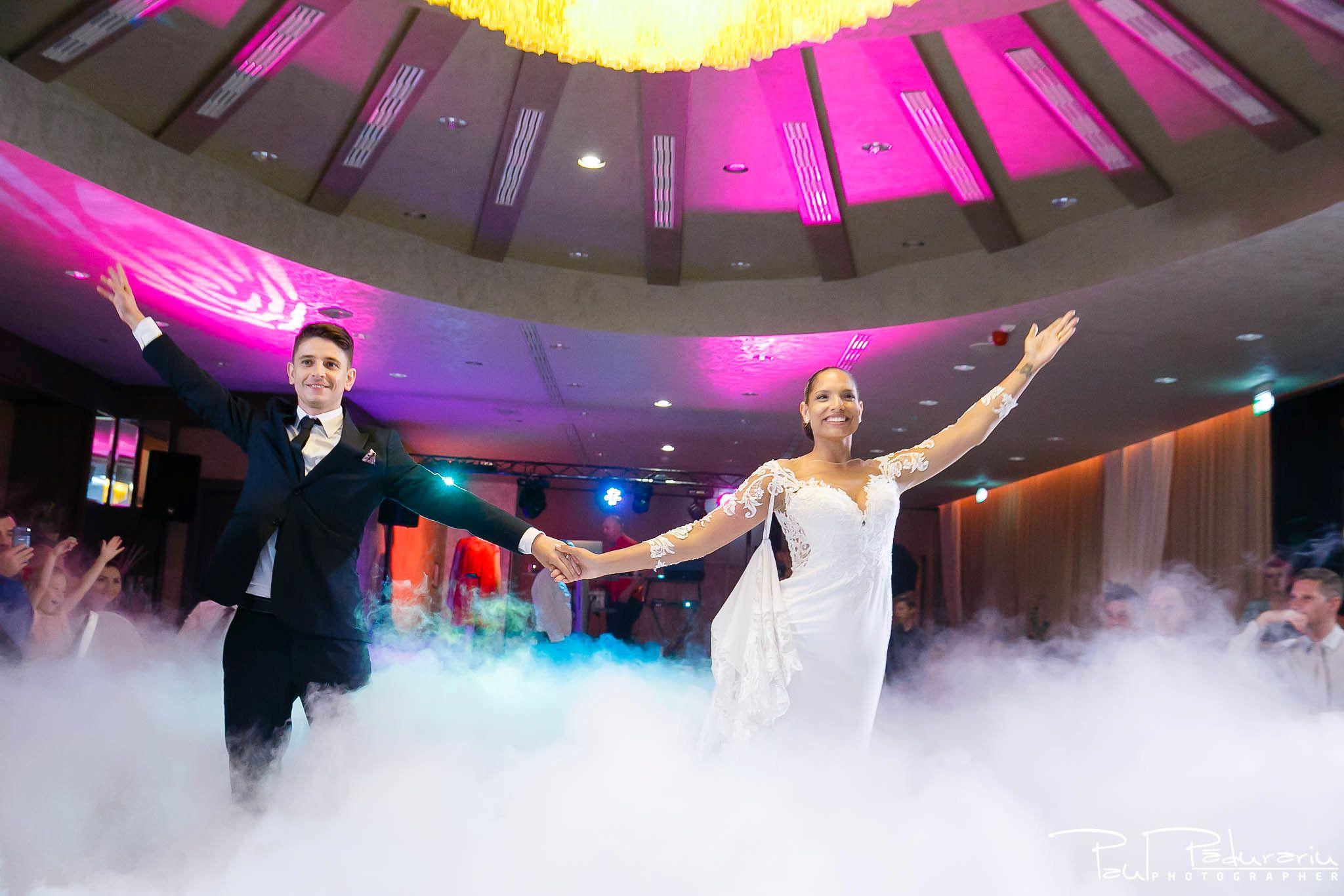 Andrei si Michaela petrecere miri nunta Congress Hall Iasi   fotograf nunta Iasi Paul Padurariu 4