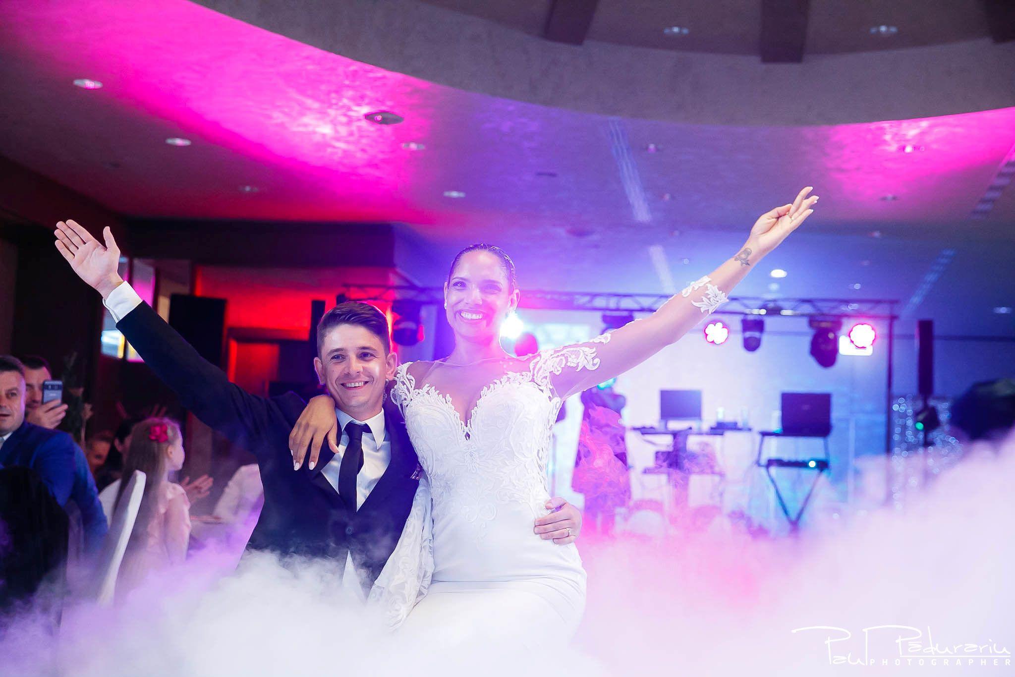 Andrei si Michaela petrecere miri nunta Congress Hall Iasi   fotograf nunta Iasi Paul Padurariu 5
