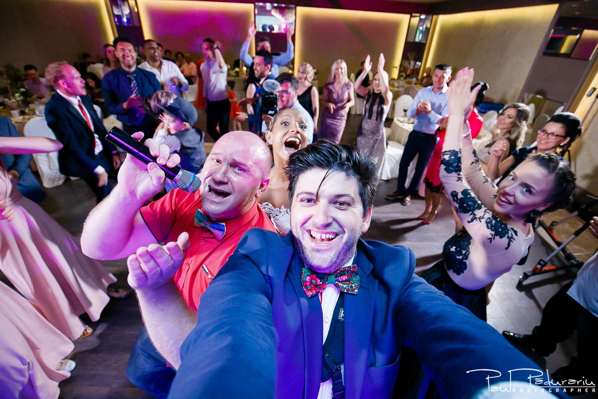 Andrei si Michaela petrecere miri nunta Congress Hall Iasi   fotograf nunta Iasi Paul Padurariu 7