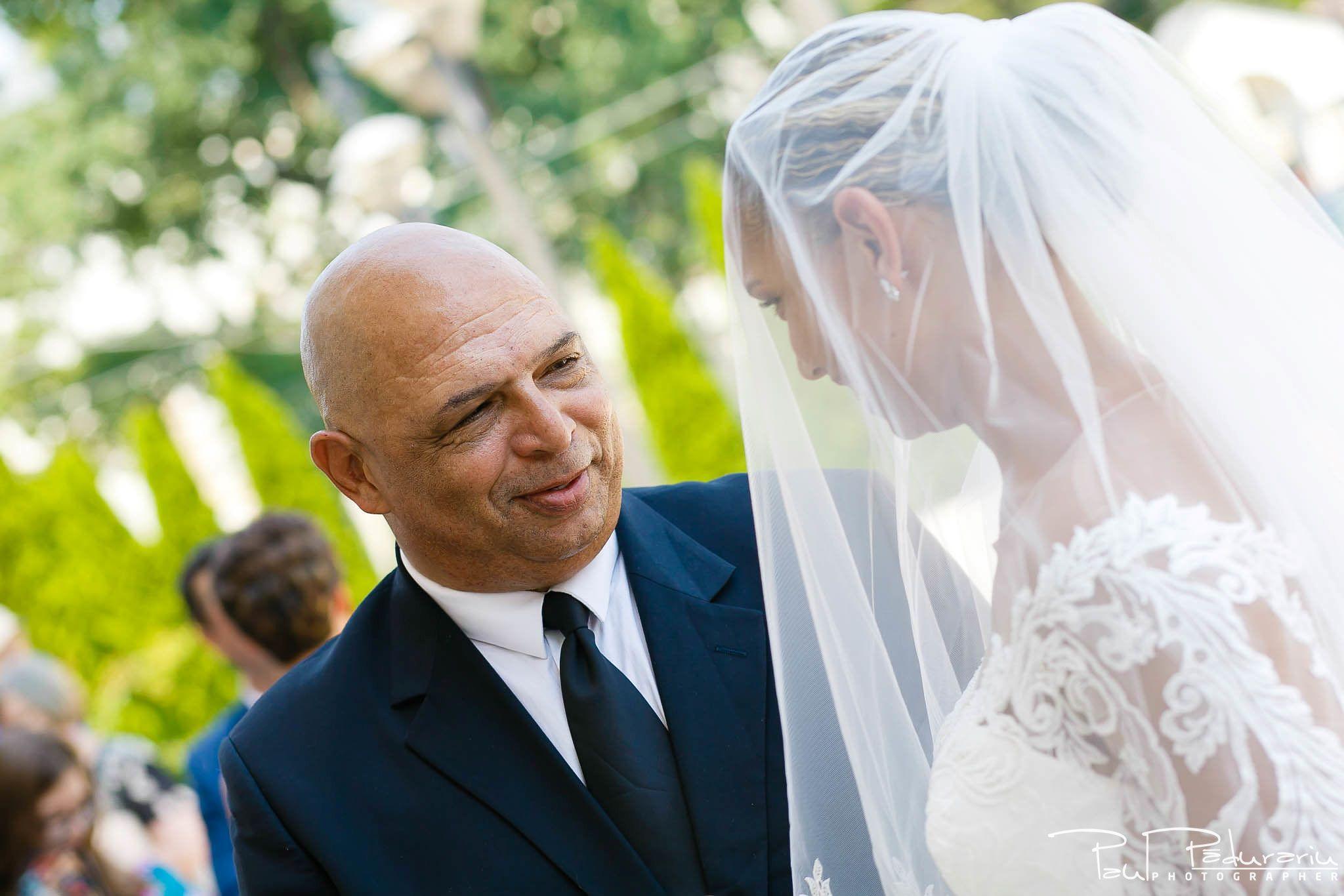 Andrei si Michaela cununia religioasa Catedrala Sfanta Fecioara Maria, Regina   fotograf nunta Iasi Paul Padurariu 4